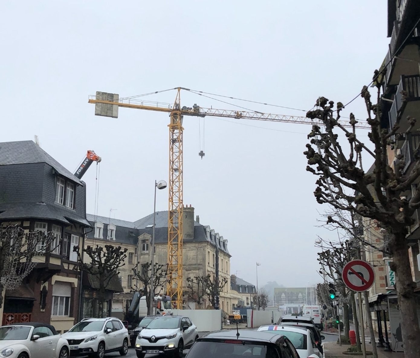 Grue Deauville Hotel You DNS Dupont Nicolay Architectes