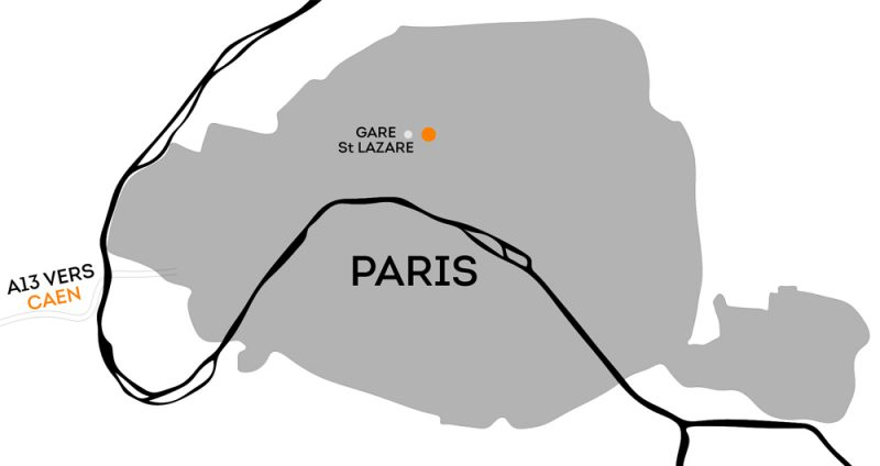 DNS Architectes Plan Paris