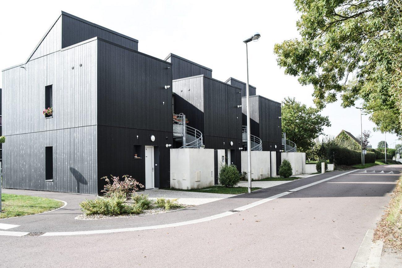 Logements Coutances Granville DNS Architectes 2012