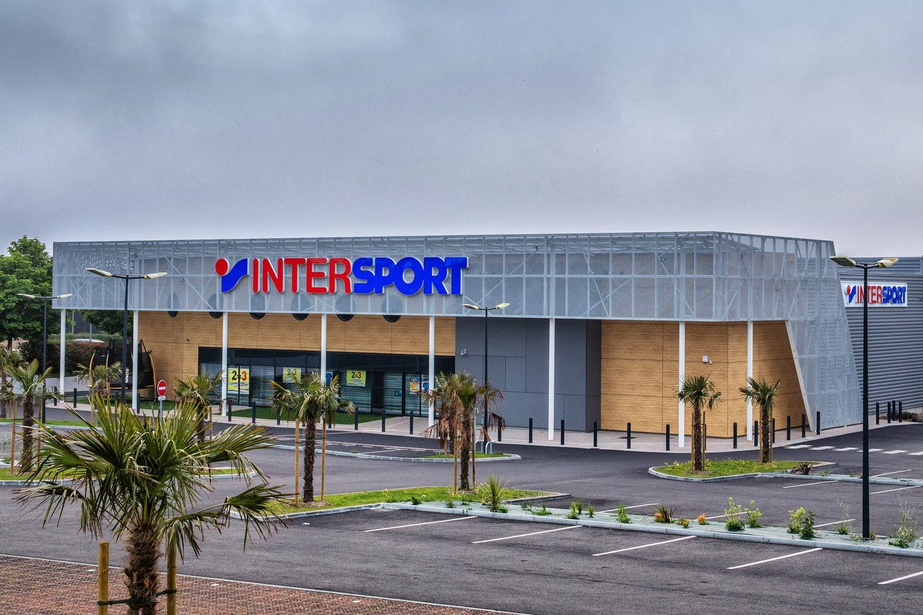 DNS Architectes Intersport Granville 2015