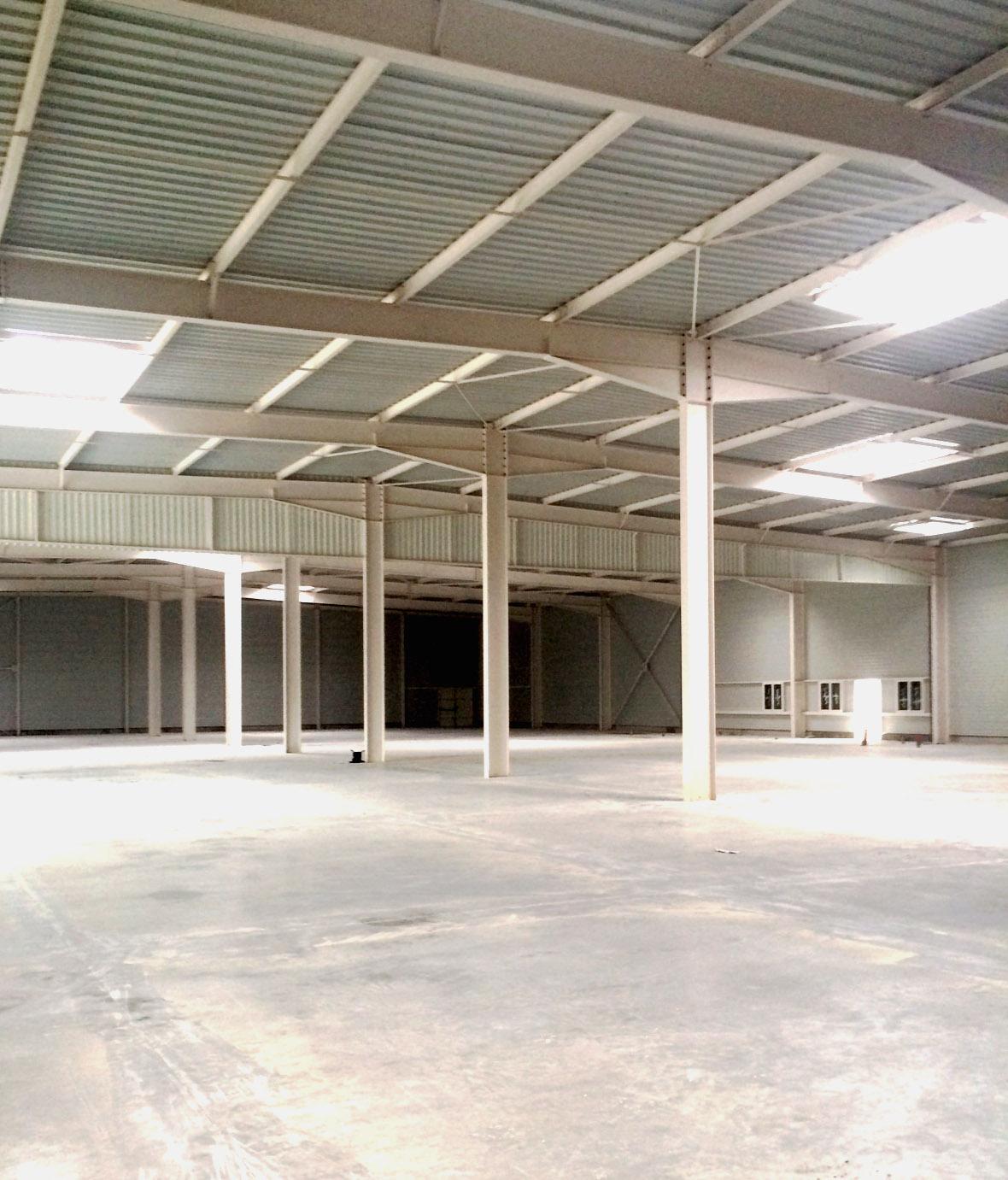 Aménagement intérieur d'Intersport Saint Aubin - Le Mans