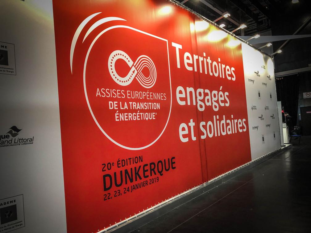 Assises Européennes de la Transition Énergétique DNS Dupont Nicolay Architectes