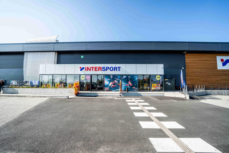 Intersport pacé DNS Dupont Nicolay Architectes